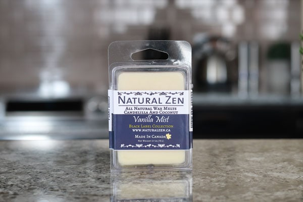 Vanilla Mist Luxury Wax Melts - 2.5 Oz. Clamshell