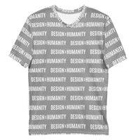 DxH All-Over Loose Fit (Gray)