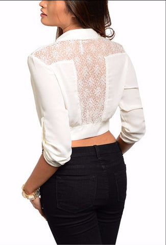Crop Blouse