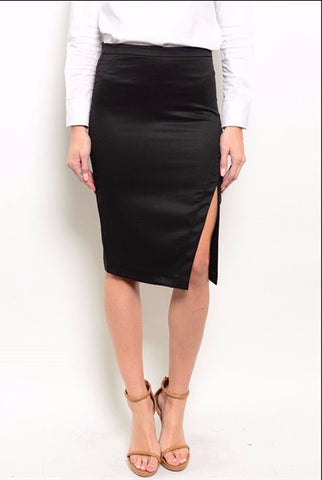Bodycon Fit Skirt