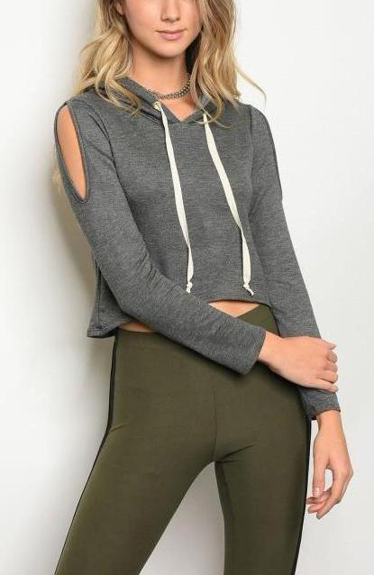 Pull-Over Cropped