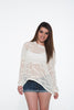 Knit Cream Sweater
