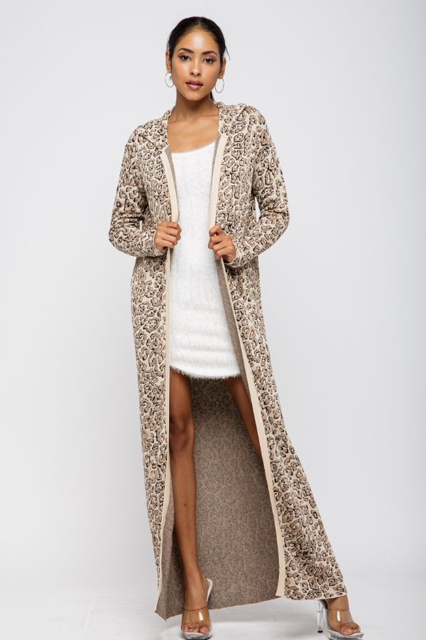 My Leopard Duster*