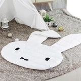 Tapis Forme de Lapin Photo