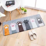 Tapis Patte de Chat Salon