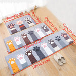 Tapis Patte de Chat Dimensions