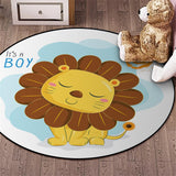 Tapis Petit Lion Exemple