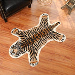 Tapis Faux Tigre Photo