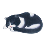Tapis Chat <br> Forme Ovale
