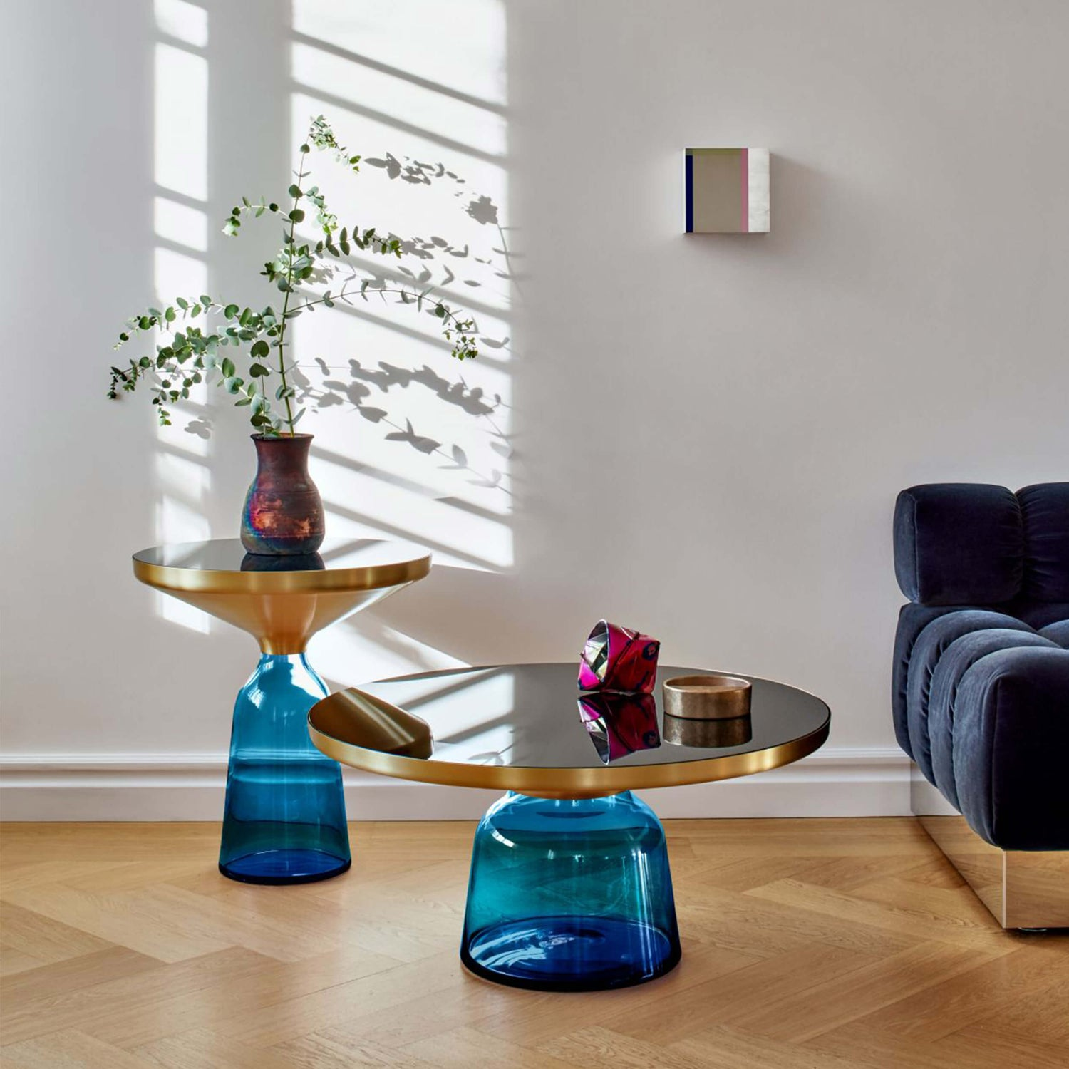 product-color-Bell Coffee Table Blu