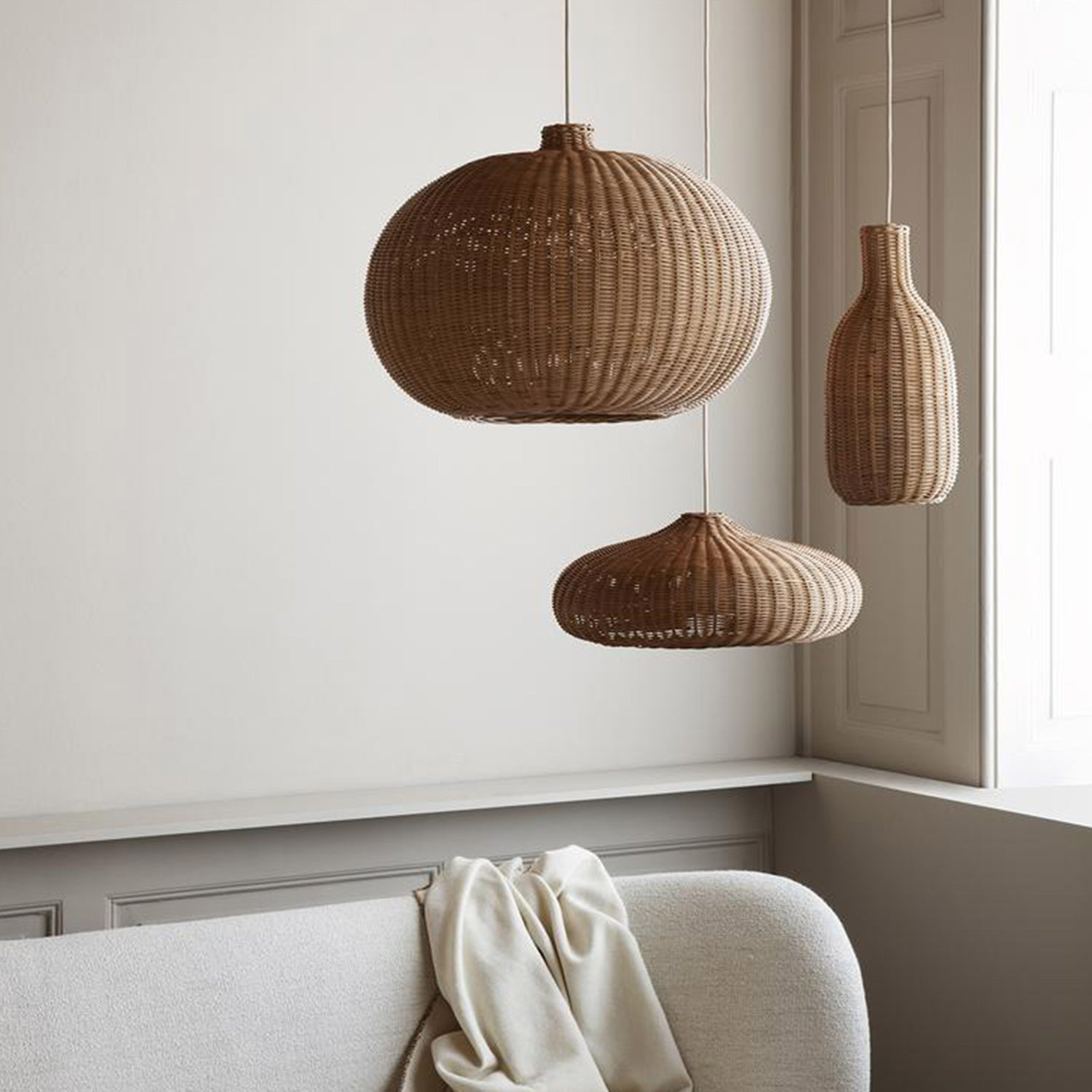 product-color-Braided Lampshade Belly