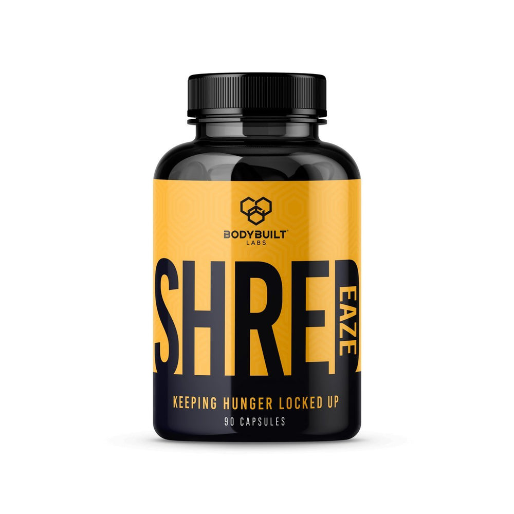 Bodybuilt Labs Shred Eaze 90 Capsules
