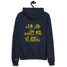 Load image into Gallery viewer, Stop & Smell the Flowers Champion Hoodie