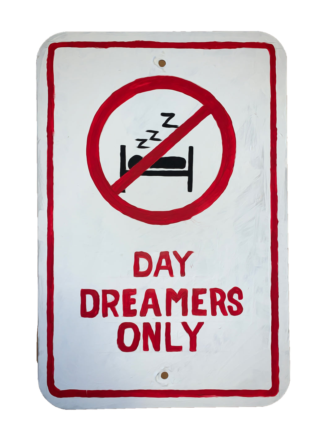 Day Dreamer Street Sign
