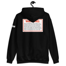 Load image into Gallery viewer, Warning Label Hoodie