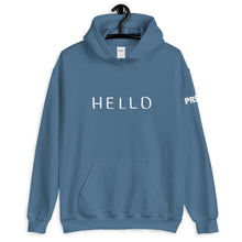 Load image into Gallery viewer, Hello Hoodie (English)