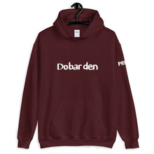 Load image into Gallery viewer, Dobar Den Hello Hoodie (Bulgarian)