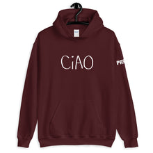 Load image into Gallery viewer, CiAO Hello Hoodie (Italian)