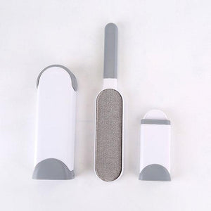 Reusable Pet Fur Remover Brush Set