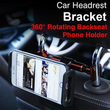 Load image into Gallery viewer, 360° Rotating Backseat Phone Holder