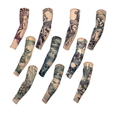 Load image into Gallery viewer, 10pc Tattoo Arm Sleeves Kit