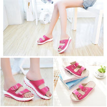 Load image into Gallery viewer, Summer New Style Fashion Women's Slippers