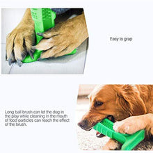Load image into Gallery viewer, Pet Dog Toothbrush