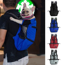 Load image into Gallery viewer, Double Backpack for the Pet Dog/Cat Passenger