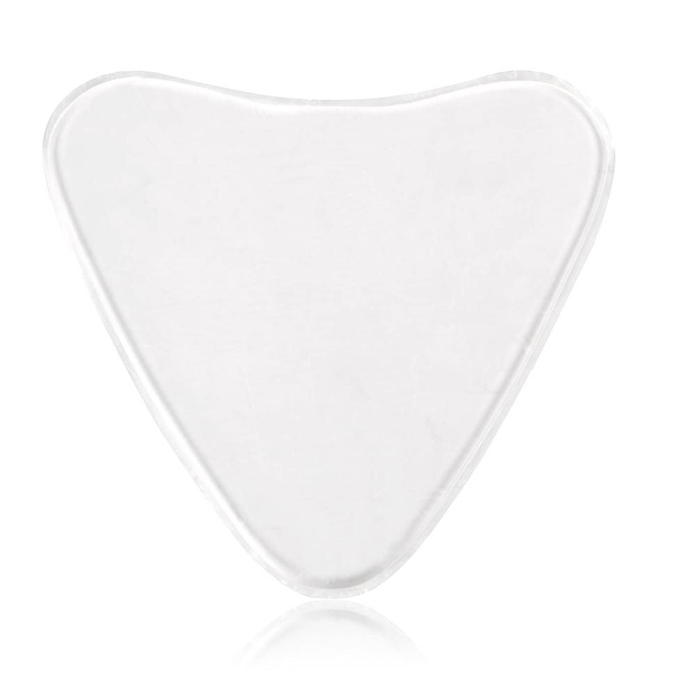 Anti Wrinkle-Reusable Silicone Care Chest Pad