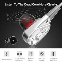 Load image into Gallery viewer, 4D Earphone Deep Bass Stereo Wired Headphone with Mic for All Smartphones