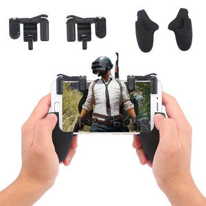 Mobile Game Shooter  Controller