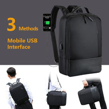 Load image into Gallery viewer, Premium Multifunctional Laptop Backpack