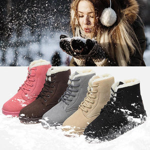 SHORT SLEEVED SNOW BOOTS