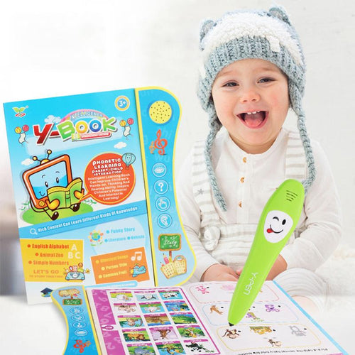 Early Learning Smart Talking Book