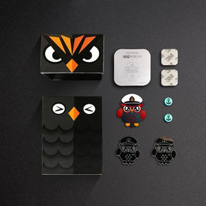 Owl Sergeant Invisible Magnetic Phone Holder, Multifunction
