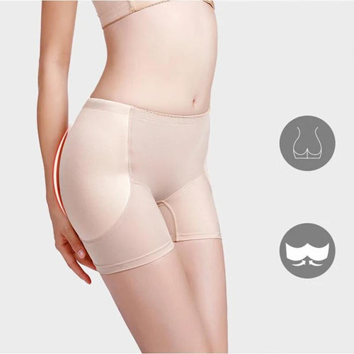 Butt-lift Underwear with Sponge Pads