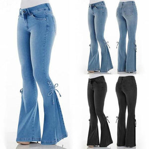 Fashion Stretchy Jeans
