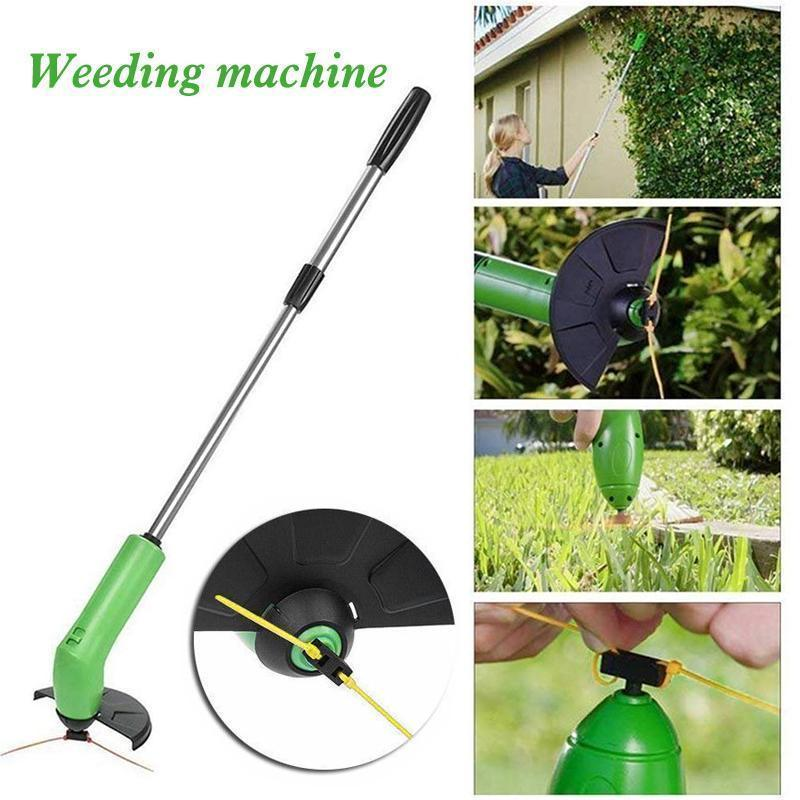 Cordless Mini Weed Trimmer