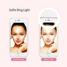 Load image into Gallery viewer, Beauty Selfie Light