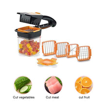 Load image into Gallery viewer, Hirundo Multi-function Fruits and Vegetables Cutter
