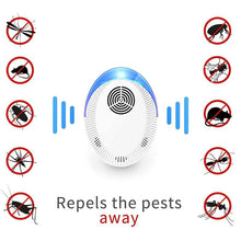 Load image into Gallery viewer, 2020 Upgraded Ultrasonic Pest Repeller