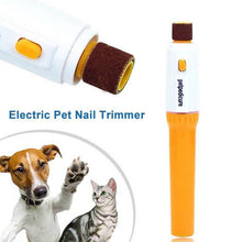 Load image into Gallery viewer, Electric Pet Nail Cutter