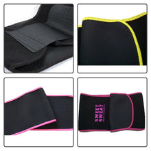 Load image into Gallery viewer, Fat Burning Belt Slimming Waist Belt