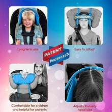 Load image into Gallery viewer, Child Car Seat Head Support