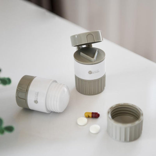 4 in 1 Portable Pill Cutter