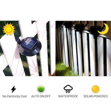 Load image into Gallery viewer, Solar Powered Gutter Lights