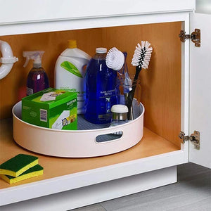 Rotating Storage Rack