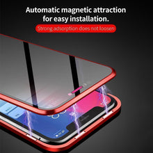 Load image into Gallery viewer, Anti-peep Magnetic iPhone Case( Double Side)