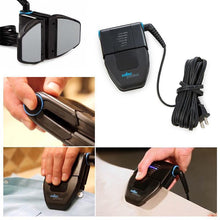 Load image into Gallery viewer, Folding Portable Mini Collar Iron for Travel Business Trip Collar Accessories