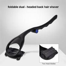 Load image into Gallery viewer, Back Hair Removal and Body Shaver